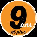 9 orange