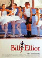 Billy elliot affiche de film 40x60 cm 2000 jamie bell stephen daldry