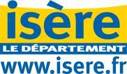 Isere logo2015 bleu jaune