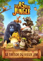 Les as de la jungle 2 affiche
