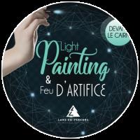 Pastille lightpainting